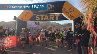 """Featured image for """"St. George welcomes thousands of participants to the 38th annual St. George Half Marathon"""""""
